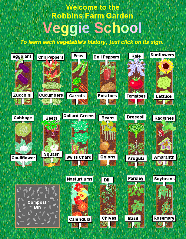 Welcome to Veggie School